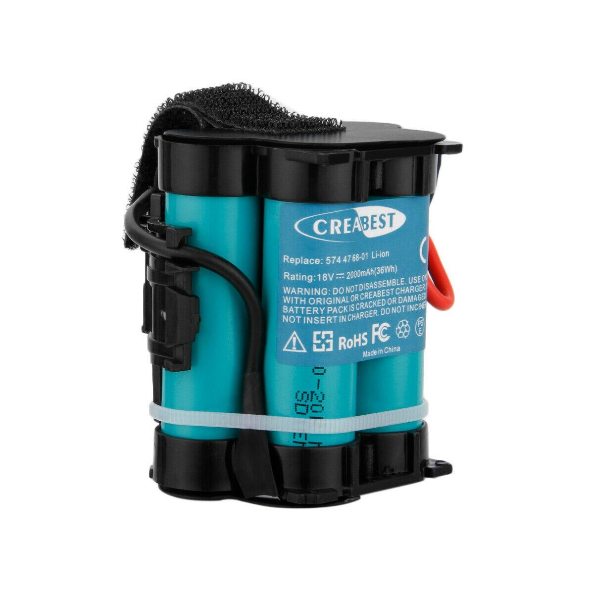 Gardena Mahroboter R40Li R45Li R70Li 574 47 68-01 2000mAh 18V Li-Ion zgodny Bateria