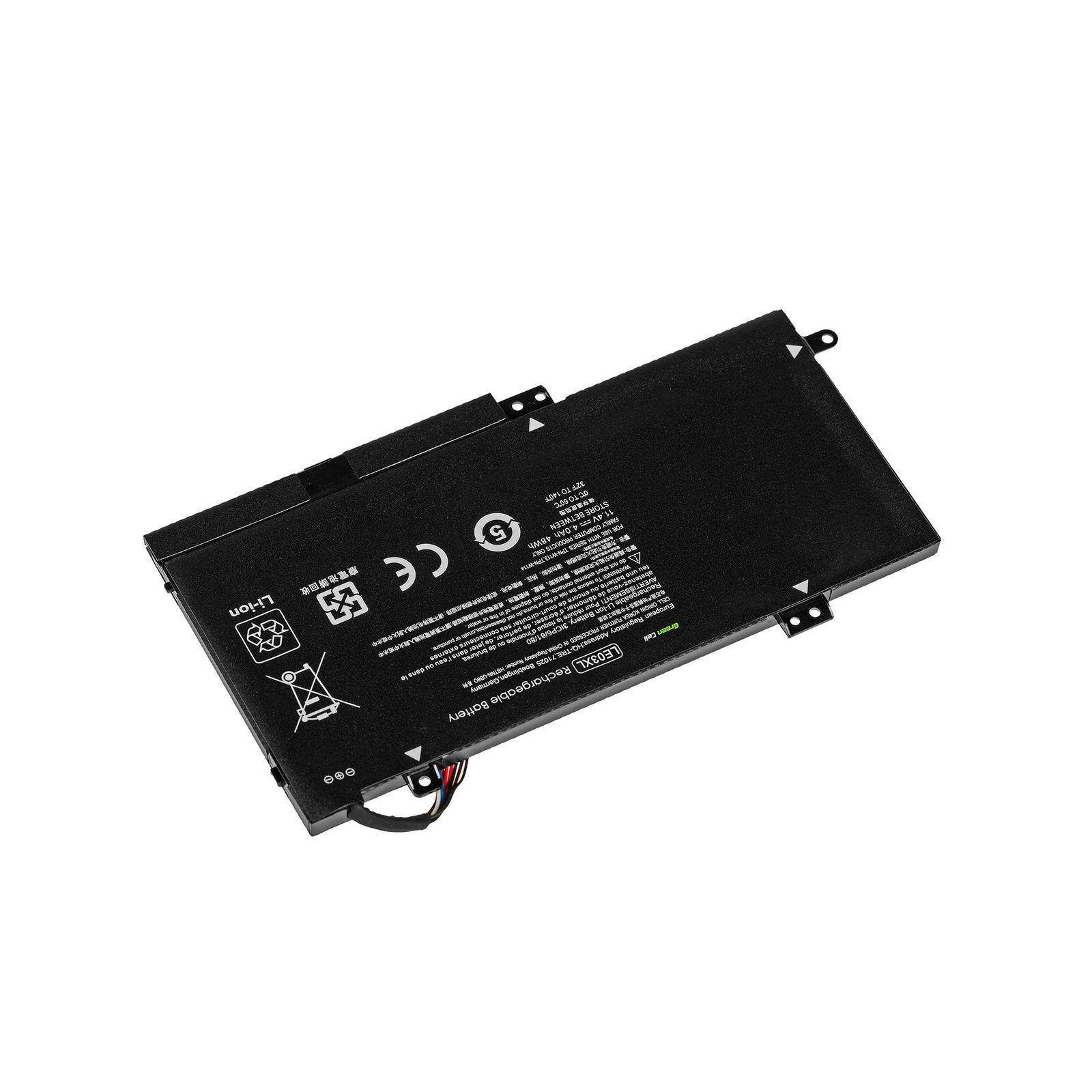 HP ENVY x360 M6-W102Dx M6-W LE03XL 796356-005 A12 kompatybilny bateria